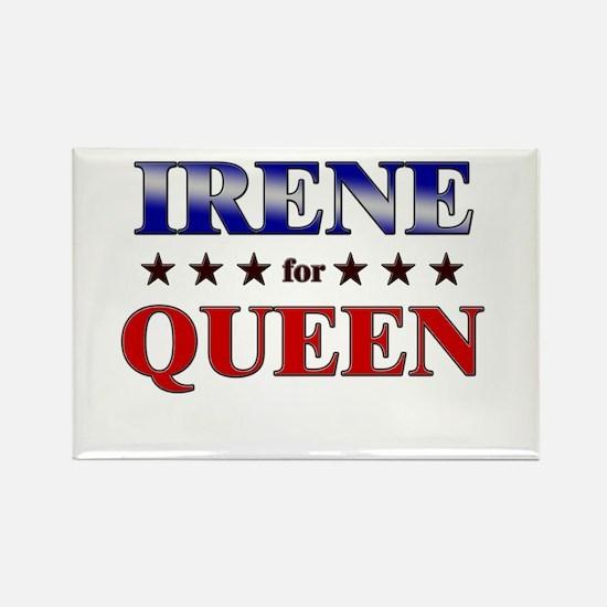 IRENE for queen Rectangle Magnet