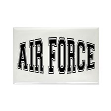Air Force Rectangle Magnet (100 pack)