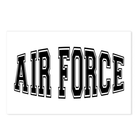 Air Force Postcards (Package of 8)