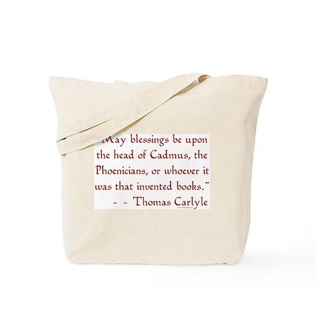 Cadmus & Phoenicians<br> Tote Bag