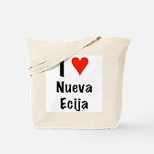 I love Nueva Ecija Tote Bag