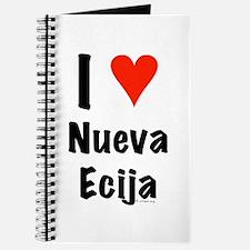 I love Nueva Ecija Journal