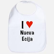 I love Nueva Ecija Bib