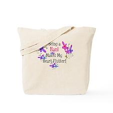 Nani Heart Flutter Tote Bag