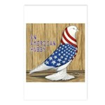 Patriotic Hobby West Postcards (Package of 8)