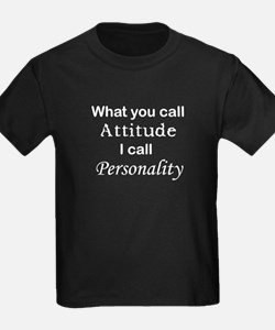 Personality T