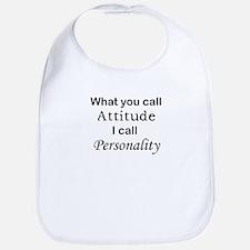 Personality Bib