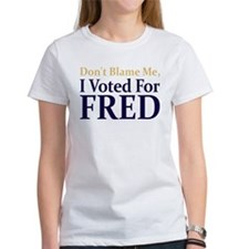 I Voted For FRED Tee