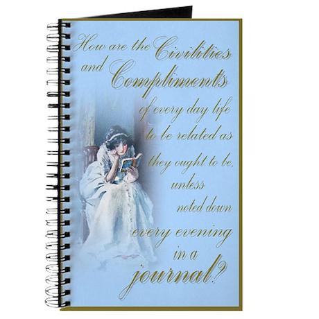 Jane Austen Northanger Abbey Journal