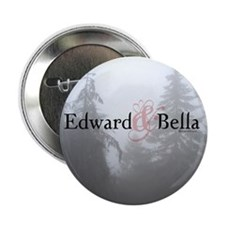 "Edward & Bella 2.25"" Button"