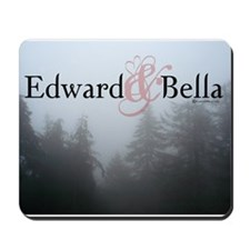 Edward & Bella Mousepad