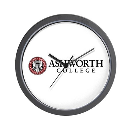 Ashworth College Wall Clock