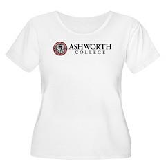 Ashworth College Women's Scoop Plus Size T-Shirt