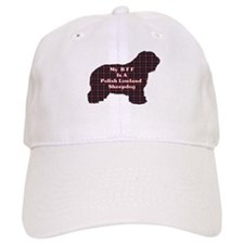 Polish Lowland Sheepdog Gifts Baseball Cap
