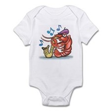 Unique New orleans jazz fest Infant Bodysuit
