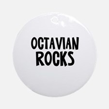 Octavian Rocks Ornament (Round)