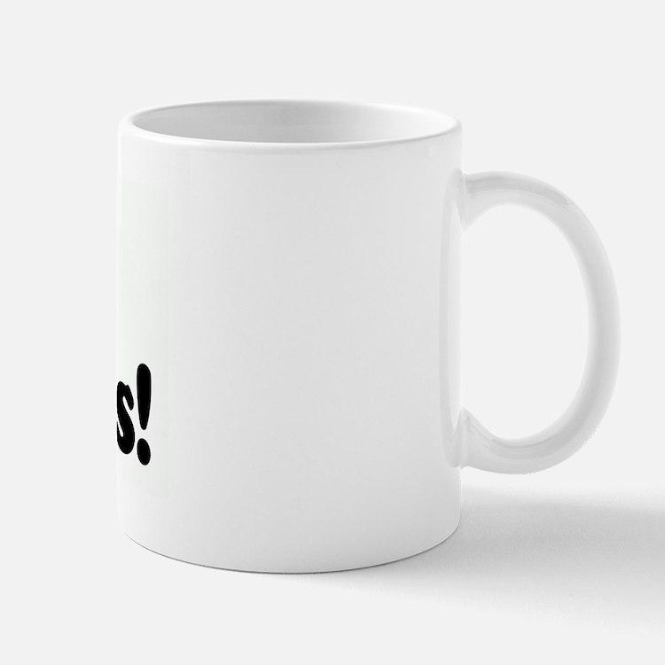 I Love Dennis! Mug
