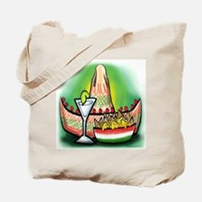 Cute Sombrero Tote Bag