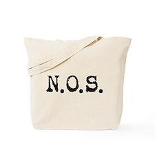 Nitrous Oxide / N.O.S. Tote Bag