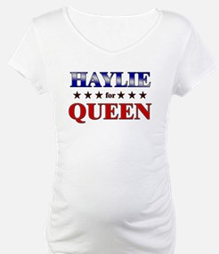 HAYLIE for queen Shirt