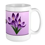 Crocus Large Mug