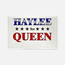 HAYLEE for queen Rectangle Magnet