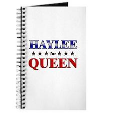 HAYLEE for queen Journal
