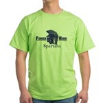 Forks High Spartans Green T-Shirt