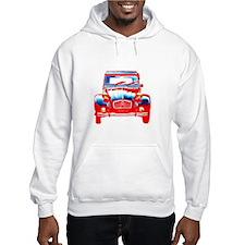 Citroen Hoodie Sweatshirt