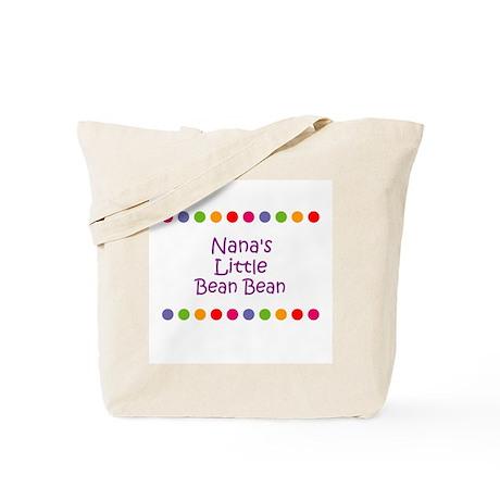 Nana's Little Bean Bean Tote Bag