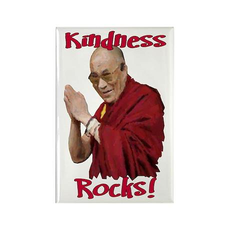 H.H. the Dalai Lama Rectangle Magnet