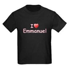 I Love Emmanuel (P) T