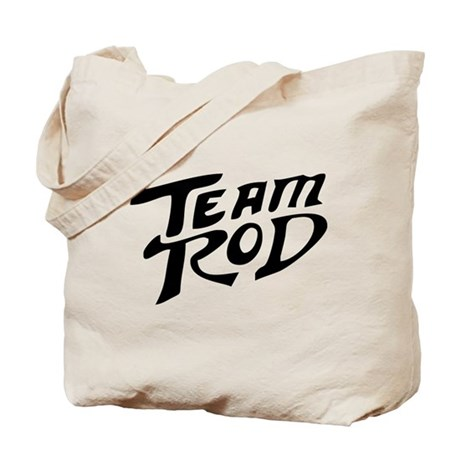 Team Rod Tote Bag