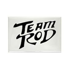 Team Rod Rectangle Magnet