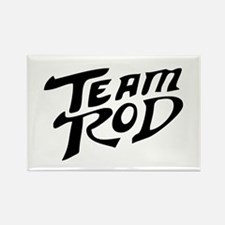 Team Rod Rectangle Magnet