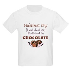 All About the Chocolate T-Shirt