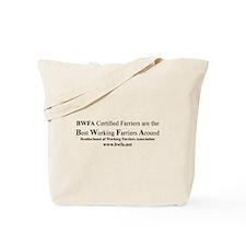 2008 BWFA Bumper Decal Tote Bag