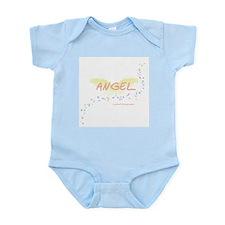 I'm An Angel Infant Bodysuit