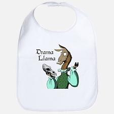 Drama Llama Bib