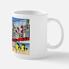 Narragansett Rhode Island Greetings Mug