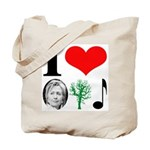 anti Hillary 2008 Tote Bag