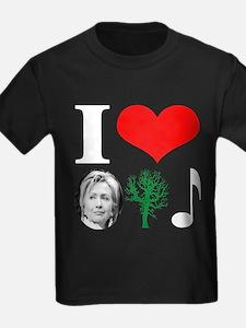 anti Hillary 2008 T