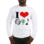 anti Hillary 2008 Long Sleeve T-Shirt