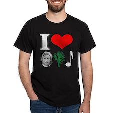anti Hillary 2008 T-Shirt