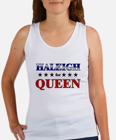 HALEIGH for queen Women's Tank Top
