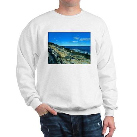 Pemaquid Point (no caption) Sweatshirt