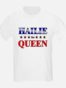 HAILIE for queen T-Shirt