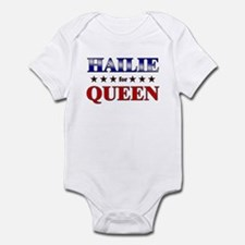 HAILIE for queen Infant Bodysuit