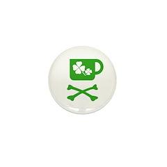 Pirate's Irish Coffee Mini Pins, 10 pack