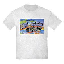 Panama City Florida Greetings T-Shirt